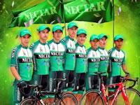 Destacada participación del equipo Néctar