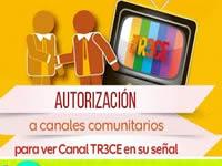 Canal Trece invita a realizar propuestas de  televisión