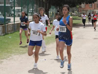 3500 participantes en el primer Festival Atlético 2015 del Instituto de Deportes de                  Soacha
