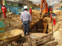 Por buen camino avanzan  las obras en las comunas de  Soacha