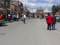 Se inauguran dos nuevas vías en la comuna uno de Soacha