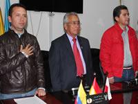 Comité de Acción Liberal se posesionó en Soacha