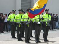 Auxiliares bachilleres reforzarán la seguridad en Soacha