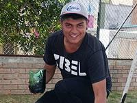 Andrés Aricapa, al rescate de los jóvenes barristas de Soacha