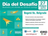 27 de mayo, Día del Desafío en Bogotá
