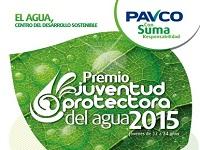 Lanzamiento de la III versión del Premio Juventud Protectora del Agua