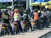 Mintransporte no legalizará el mototaxismo