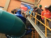 Nueva central hidroeléctrica en Bogotá