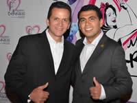 """Saldarriaga y Perico Jr. lanzan """"Mujeres Berracas por Soacha"""""""