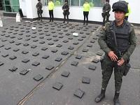 Policía Nacional incautó de más de 430 kilos de cocaína en Tenjo