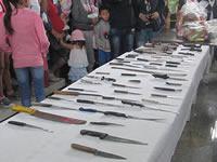 Policía de Soacha incentiva el desarme en Cazuca
