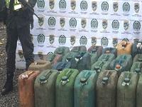 Ofensiva nacional contra el hurto de hidrocarburos