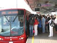 Policías tendrán acceso libre a TransMilenio y SITP