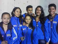 Soacha tiene campeona juvenil nacional de escala