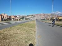 Avenida Terreros mejora la imagen de  la comuna tres de Soacha