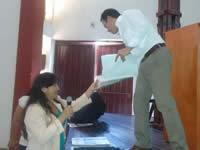 Toma de Cundinamarca llegó al municipio de La Mesa