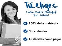 'Tú eliges', nuevo sistema de crédito educativo en Colombia