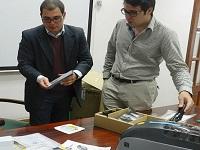 Biblioteca municipal de Fómeque recibió kit tecnológico