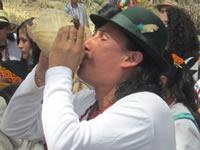 Comunidades Muisca y Pijao insisten en la protección a los cerros de San Mateo