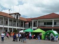 Se realizó en Sibaté el festival de la salud
