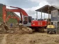 Golpe a la mineria ilegal en Nariño, Cundinamarca