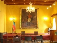 Óleo de Simón Bolívar es robado del Salón de Proclamación en Cartagena