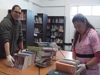 Bibliotecas de Cundinamarca reciben asesoría en gestión documental