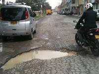 Entrada a Ciudad Verde se intervendrá este mes, dice Secretaria de Infraestructura