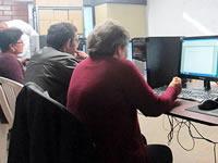 Programa de capacitación en sistemas para adultos mayores en Soacha