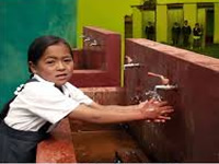 Mosquera destacada en saneamiento básico