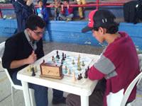 Comenzaron  los Juegos intercolegiados de Soacha