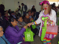 En la ESE municipal de Soacha se entregaron kits a hipertensos