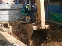 Intoxicados 25 estudiantes de Soacha  tras ruptura de un tubo de gas natural