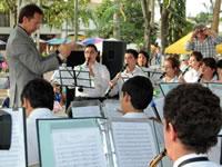Cundinamarca en concurso nacional de bandas sinfónicas de Rionegro, Antioquia
