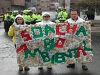Semana Ambiental también se celebró en Soacha