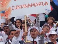 27 deportistas representarán a Cundinamarca en las Olimpiadas Fides