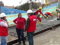 Socializan obras en la comuna seis