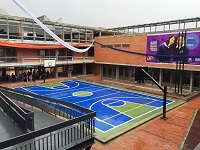 1600 estudiantes de Tunjuelito estrenan moderna infraestructura