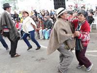 Cota escenario de festival carranguero nacional