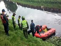 Bomberos recuperó cuerpo del menor que cayó al Río Bogotá