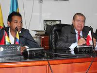 Concejo de Soacha aprueba zonas de parqueo en vía pública