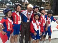 Destacada participación de Soacha en olimpiadas Fides 2015
