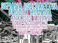 A partir del 23 de junio inicia la semana psicoactiva en Bogotá