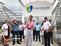 Renovación del Hospital de Guaduas beneficiará a 50 mil usuarios