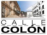 La fachada del Teatro Colón se llena de cultura con Calle Colón