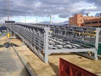 Para finales de julio se proyecta entregar nueva estación de Transmilenio en Bosa