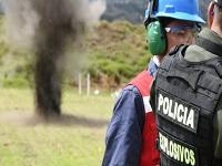 Primer campo de prueba para desminado humanitario funcionará en Sibaté