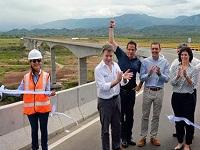 El puente más largo del país está en el Huila
