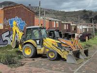 Comienza demolición de casas abandonadas en Parques del Sol de Soacha