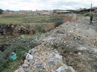 Emergencia ambiental afecta a la comuna seis